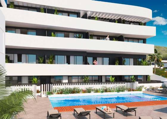 Appartement - Nouvelle construction - South Costa Blanca - Guardamar del Segura
