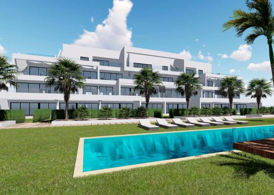Appartement - Nouvelle construction - South Costa Blanca - San Miguel de Salinas