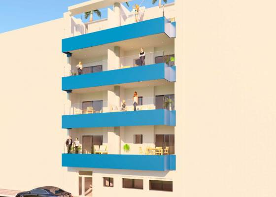 Appartement - Nouvelle construction - South Costa Blanca - Torrevieja