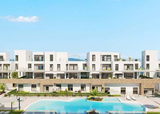 Attique - Nouvelle construction - South Costa Blanca - Orihuela Costa