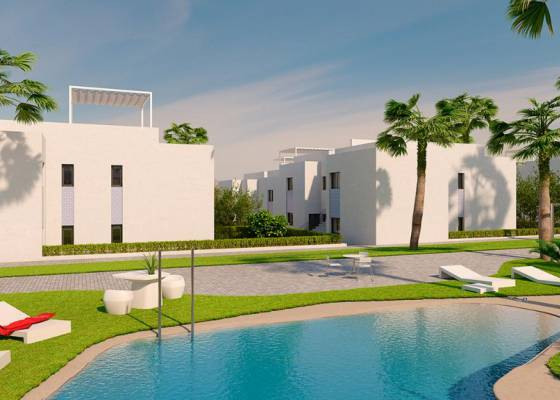Bungalow - Nouvelle construction - South Costa Blanca - San Miguel de Salinas