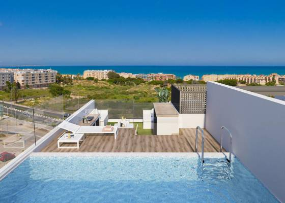 Bungalow - Nybygg - South Costa Blanca - Guardamar del Segura
