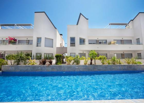 Bungalow - Nybygg - South Costa Blanca - Torrevieja