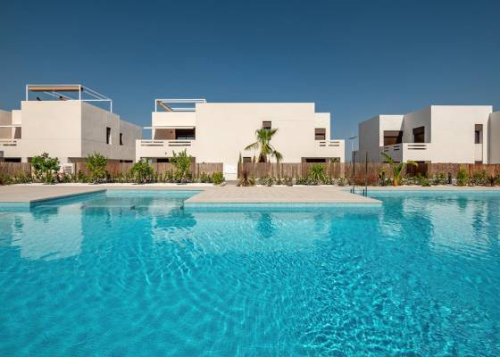 Bungalow - Nybyggnad - South Costa Blanca - Algorfa