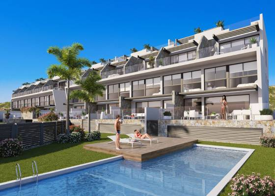 Bungalow - Nybyggnad - South Costa Blanca - Guardamar del Segura