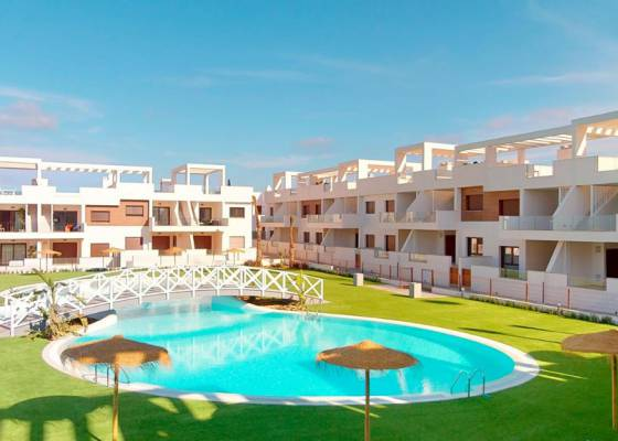 Bungalow - Nybyggnad - South Costa Blanca - Torrevieja