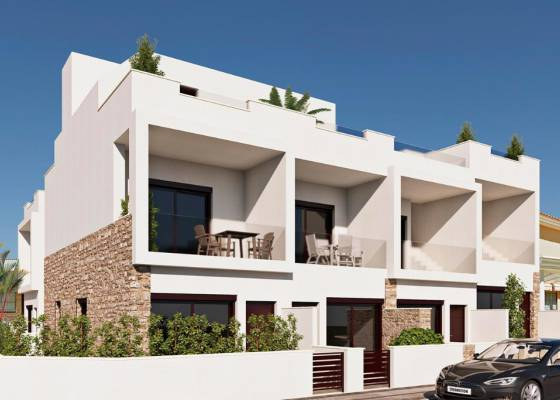 Chalet - Nouvelle construction - South Costa Blanca - Pilar de la Horadada