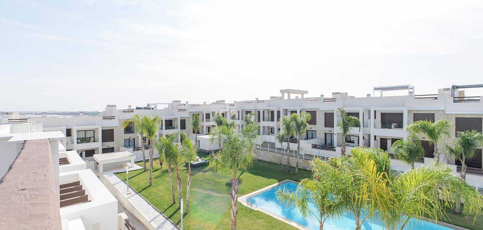New Build - Bungalow - Torrevieja - Lago Jardín II