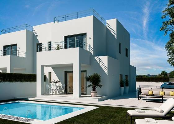 New Build - Townhouse - La Marina - El Pinet