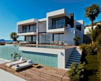 New Build - Villa - Benitatxell