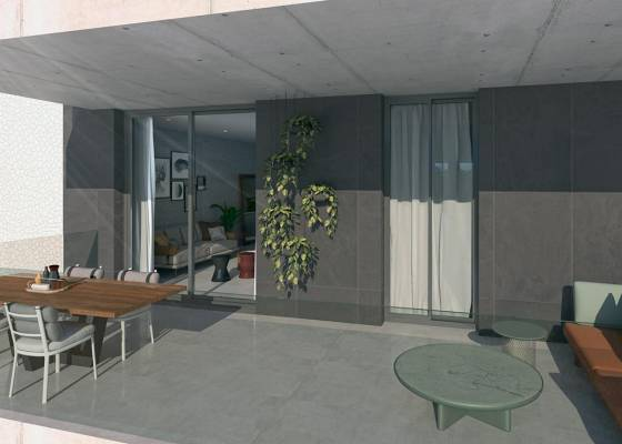 Nouvelle construction - Appartement - Orihuela