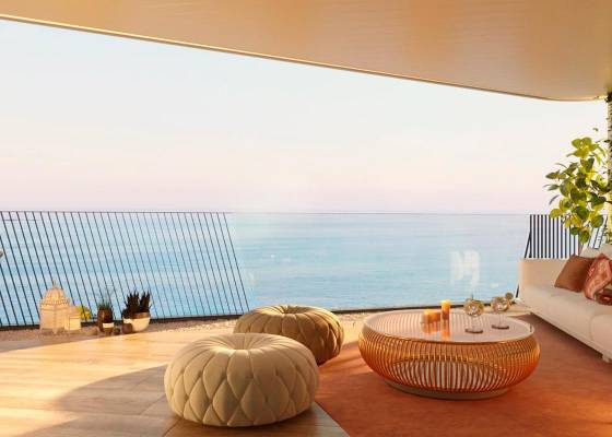 Penthouse - New Build - North Costa Blanca - Villajoyosa