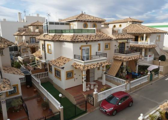 Townhouse - 2nd hand - South Costa Blanca - Orihuela Costa