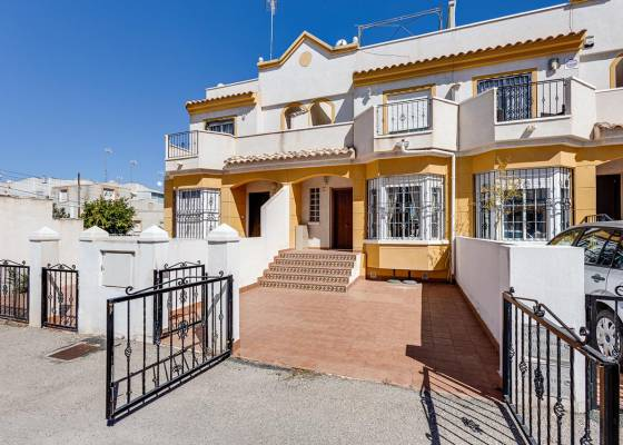 Townhouse - 2nd hand - South Costa Blanca - Torrevieja