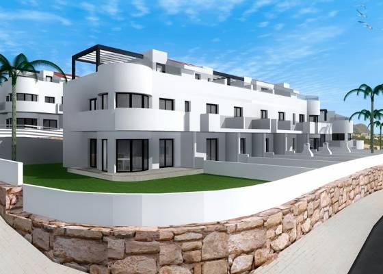 Townhouse - New Build - North Costa Blanca - Finestrat