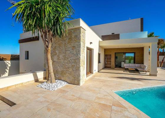 Villa - New Build - South Costa Blanca - Benijofar