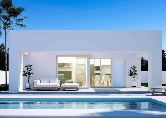 Villa - New Build - South Costa Blanca - Ciudad Quesada
