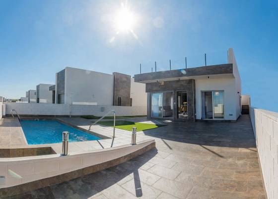 Villa - New Build - South Costa Blanca - Orihuela Costa