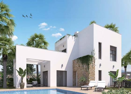 Villa - New Build - South Costa Blanca - Torrevieja