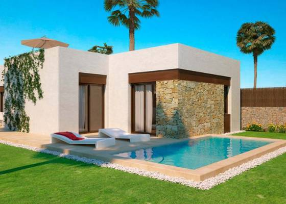 Villa - Nouvelle construction - South Costa Blanca - Algorfa