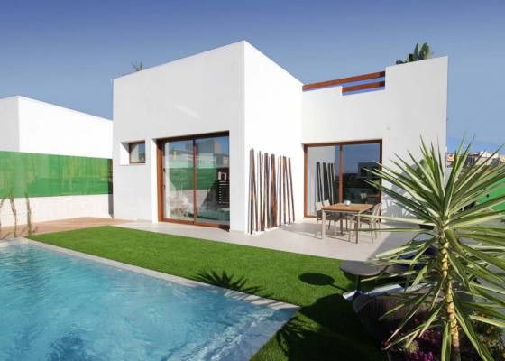 Villa - Nouvelle construction - South Costa Blanca - Benijofar