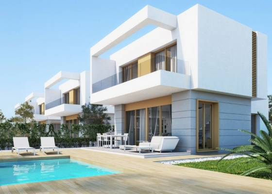 Villa - Nouvelle construction - South Costa Blanca - Los Montesinos