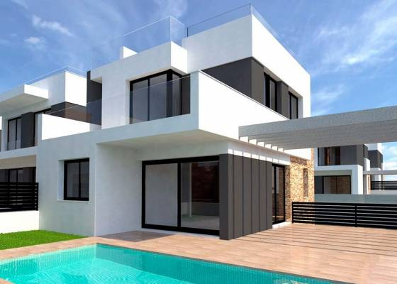 Villa - Nouvelle construction - South Costa Blanca - Orihuela Costa