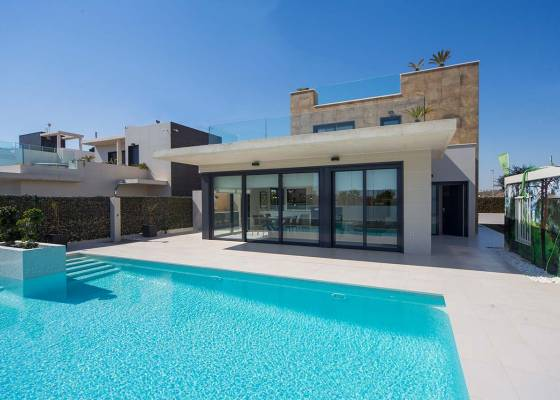 Villa - Nouvelle construction - South Costa Blanca - San Miguel de Salinas