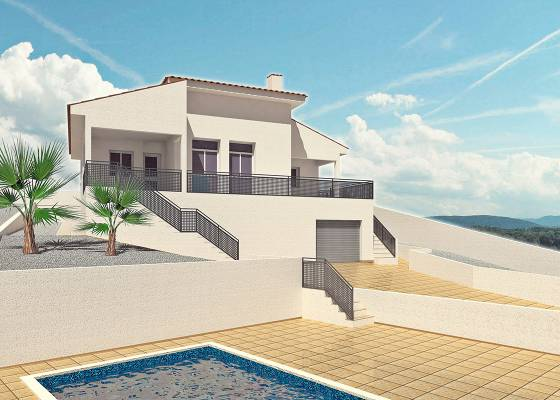 Villa - Nybygg - South Costa Blanca - Ciudad Quesada