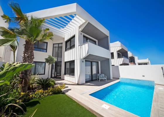 Villa - Nybygg - South Costa Blanca - Torrevieja