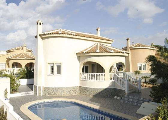 Villor - Nybyggnad - South Costa Blanca - Ciudad Quesada