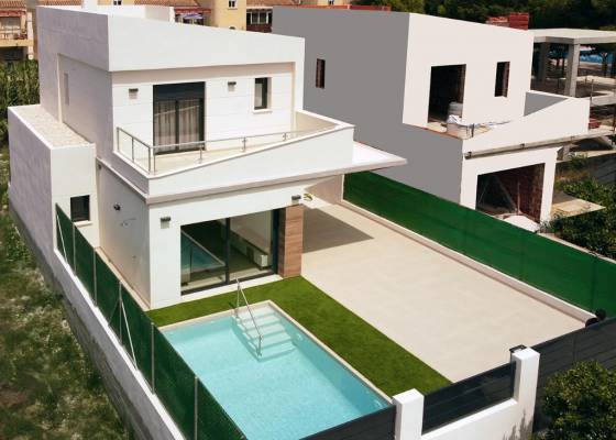 Villor - Nybyggnad - South Costa Blanca - Heredades